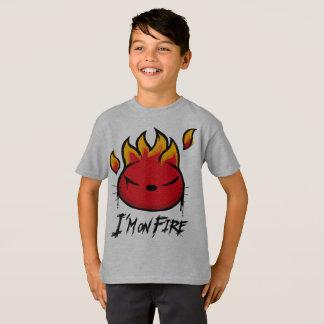 Camiseta Me ardo. Para los que aman baloncesto