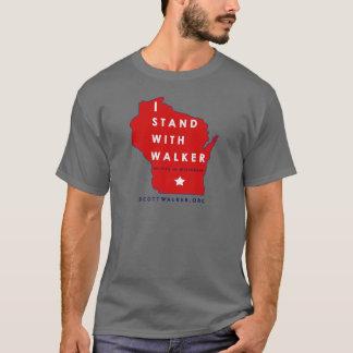 Camiseta Me coloco con el caminante de Scott