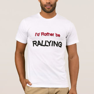 Camiseta Me estaría reuniendo bastante