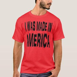 Camiseta Me hicieron en América