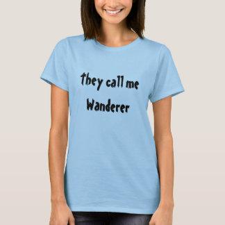 Camiseta Me llaman vagabundo