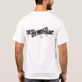 Camiseta Mecánico diesel jubilado