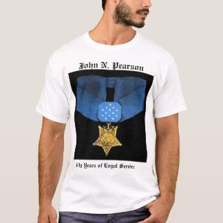 Camiseta Medalla de honor