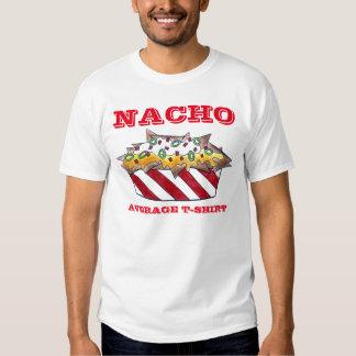 Camiseta media de los Nachos del estadio de
