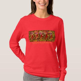 Camiseta Medias del navidad