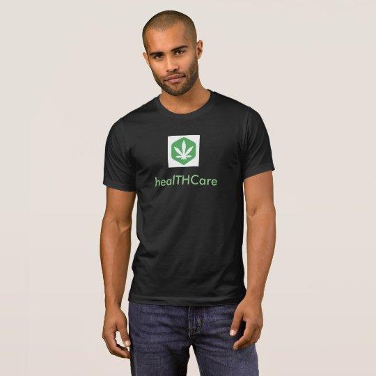 Camiseta Medicina alternativa de la ayuda