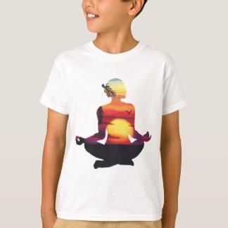 Camiseta Meditación de la yoga