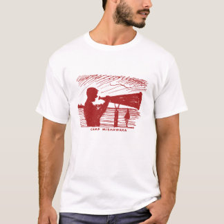 Camiseta Megáfono de Mishawaka del campo