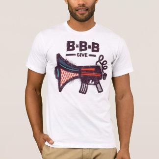Camiseta Megáfono multicolor de BBB