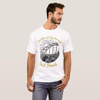 Camiseta Mejores amigos de Nueva Escocia Halifax Dartmouth