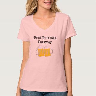 Camiseta Mejores amigos para siempre