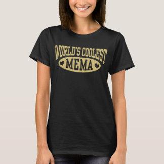 Camiseta Mema más fresco del mundo