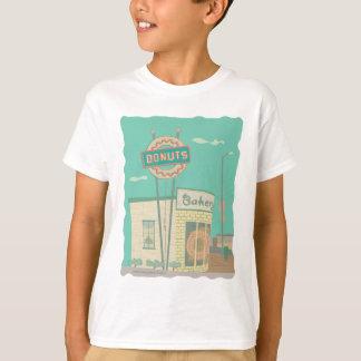 Camiseta Memorias de Tienda-de Route 66 del buñuelo