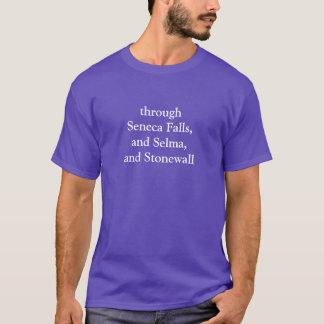 Camiseta Mención inaugural de Barack Obama LGBT