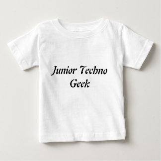 Camiseta menor del friki de Techno para la