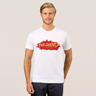 Camiseta menos costosa de FiveGeeks.Blog