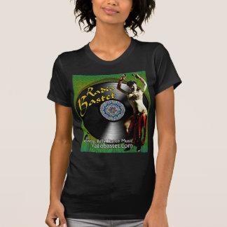 Camiseta menuda de las señoras de radio de Bastet