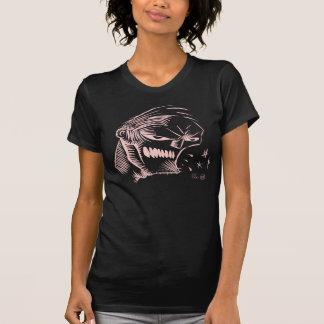 camiseta menuda de las señoras del aarrgghh