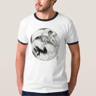 Camiseta Mesa Pegaso y pesadilla Yin Yang