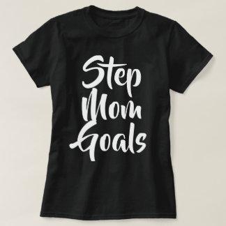 Camiseta metas de la mamá del paso