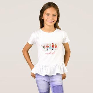 Camiseta Metas del pelotón del ballet del cascanueces