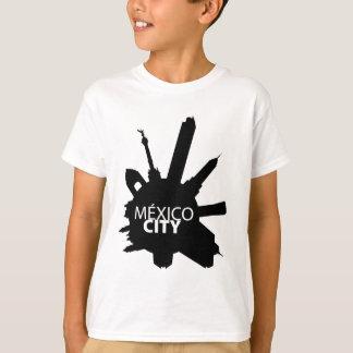 Camiseta Mexico City Rounded
