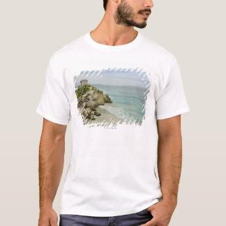 Camiseta México, Tulum, ruinas antiguas en la playa