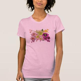 Camiseta Mezcla del Daylily