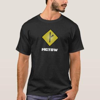 Camiseta MGTOW Symol en negro