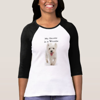 Camiseta Mi Bestie es un Westie