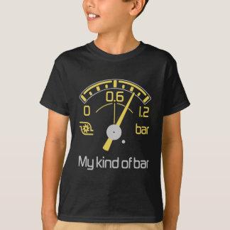 Camiseta Mi clase de barra