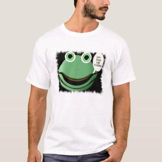 Camiseta Mi cojín o el suyo
