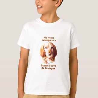 Camiseta Mi corazón pertenece a un afloramiento Fauve de