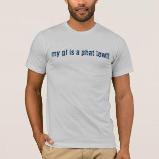 Camiseta ¡mi gf es un lewt fantástico!