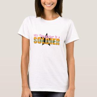 Camiseta Mi hija es soldado