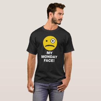 Camiseta Mi lunes hace frente