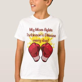 Camiseta ¡Mi mamá lucha el paladio cada día!
