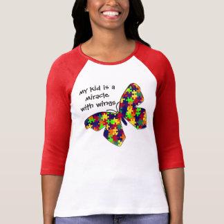 Camiseta Mi niño con autismo