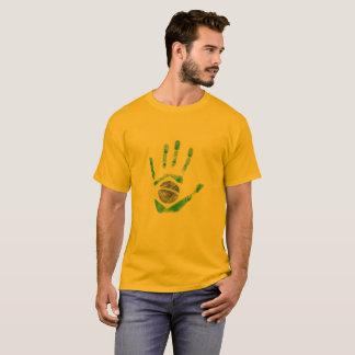 Camiseta Mi orgullo el Brasil