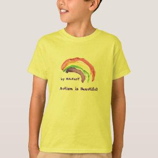 Camiseta Mi primer arco iris por LLC 2010 de MAXarT