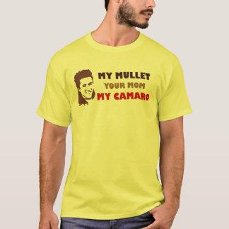 Camiseta Mi salmonete su mamá mi Camaro
