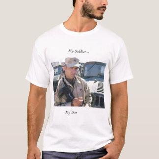 Camiseta Mi soldado
