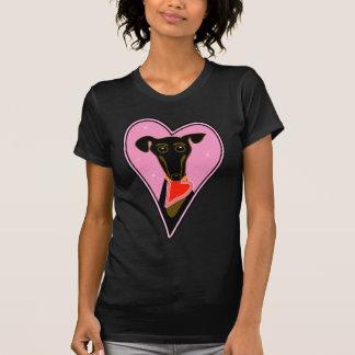 Camiseta Mi tarjeta del día de San Valentín