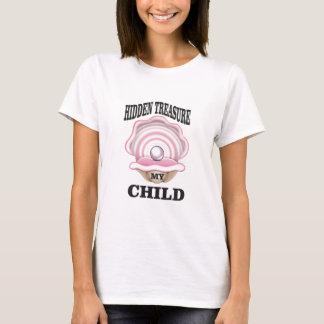 Camiseta mi tesoro ocultado niño