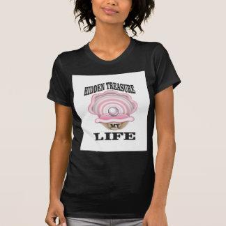 Camiseta mi tesoro ocultado vida