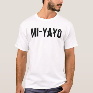 Camiseta MI-Yayo - (Miami)