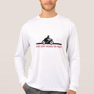 Camiseta Micro-Fibra larga de la manga