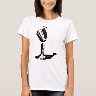 Camiseta Micrófono