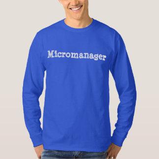 Camiseta Micromanager hilarante 4Rufus