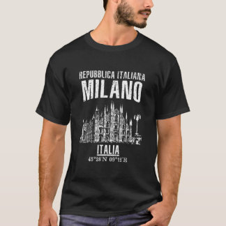 Camiseta Milano